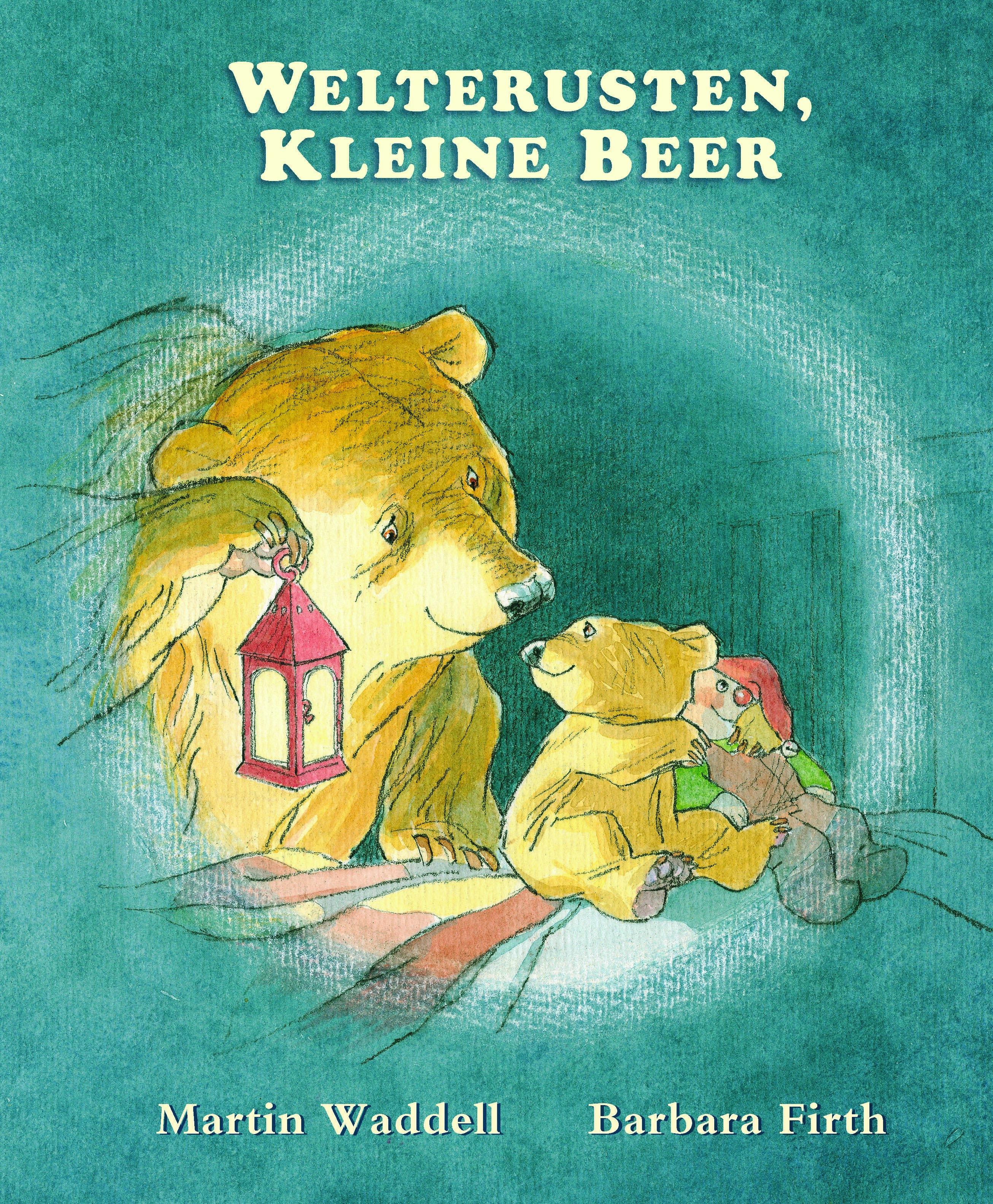 Welterusten Kleine Beer – Martin Waddell en Barbara Firth