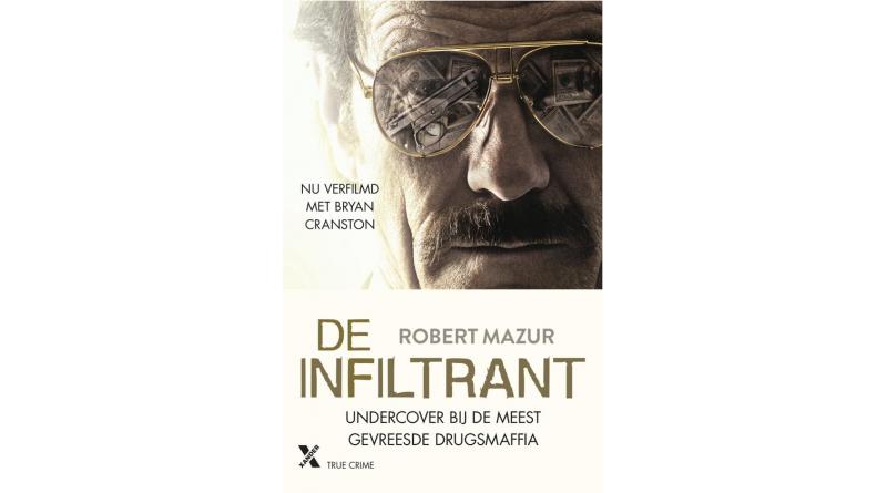 De Infiltrant – Robert Mazur