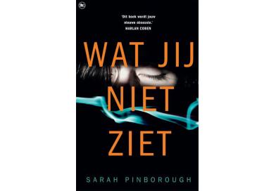 Wat Jij Niet Ziet – Sarah Pinborough