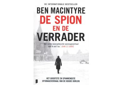 De spion en de verrader – Ben Macintyre