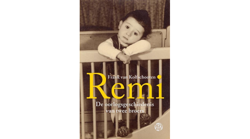 Remi, de oorlogsgeschiedenis van twee broers