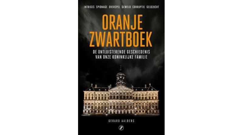 Oranje Zwartboek – Gerard Aalders